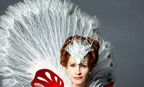 Julia Roberts as The Evil Queen