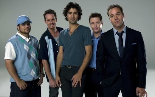 Entourage Cast Photograph