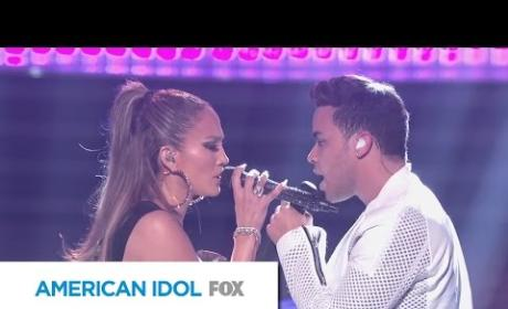 "Prince Royce with Jennifer Lopez and Pitbull - ""Back It Up"""