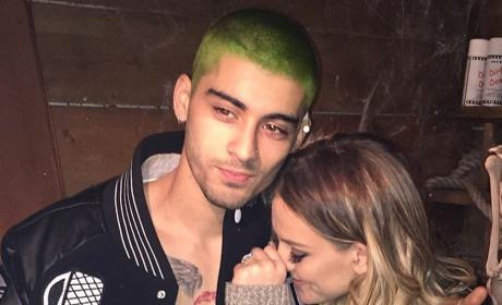 Zayn Malik Zings Perrie Edwards in Mean Twitter Message