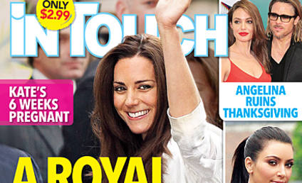 Kate Middleton Pregnant, Tabloid Swears!