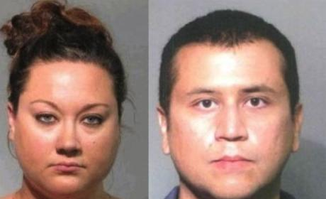 George Zimmerman Jailhouse Phone Calls Released; Wife Told to Move Money, Buy Bulletproof Vest