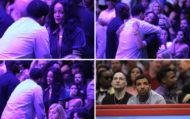 drake and rihanna dating 2015 Rihanna parties with ex boyfriend drake in nyc and leaves published: 08:32 edt, 15 february 2015 sure you're not dating rihanna and leonardo.