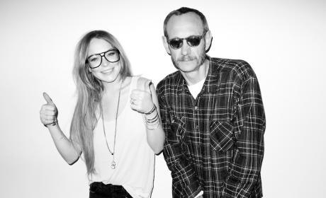 Terry Richardson: Lindsay Lohan Lies! We Never Had Sex!