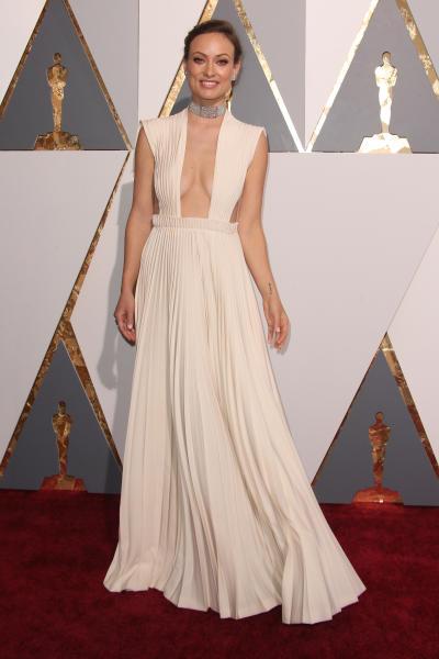 Olivia Wilde: 2016 Academy Awards