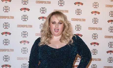 Rebel Wilson: Cosmopolitan Ultimate Women Of The Year Awards