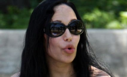 Octomom Cited For Bad Parenting ... Er, Traffic Violation