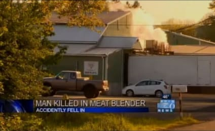 Worker Dies in Blender at Meat Plant, Investigation Underway