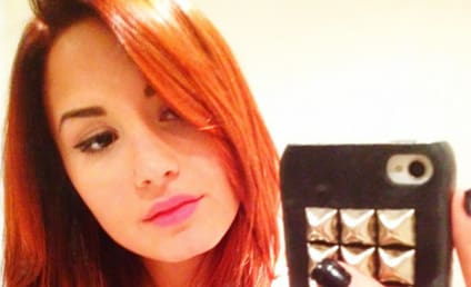Demi Lovato Goes Red: What Do You Think?