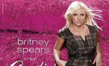 Britney Spears' Driver Hits the Road