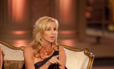 Camille Grammer to Kelsey: Good Luck!