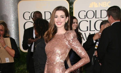 Who looked better at the Golden Globes, Anne or Angelina?