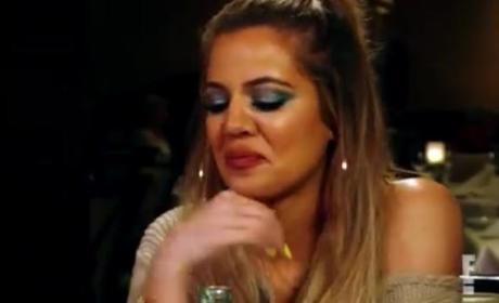 Khloe Kardashian Interrogates Corey Gamble