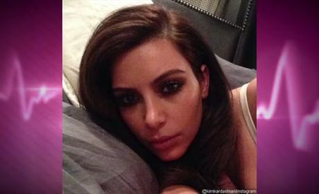 Kim Kardashian Whines Over Hair Change: What Should I Do?!?