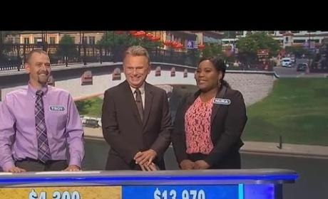 Wheel of Fortune Player: Is There a Z? An X?