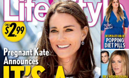 Kate Middleton: Pregnant With a Baby Girl!?