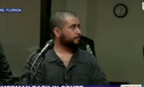 George Zimmerman: Served With Divorce Papers While in Jail!