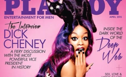 "Azealia Banks Covers Playboy, Hates ""Fat, White Americans"""