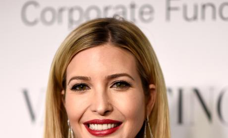 Ivanka Trump Close-Up