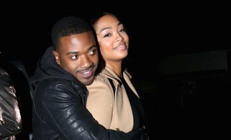 Ray J and Princess Love Together