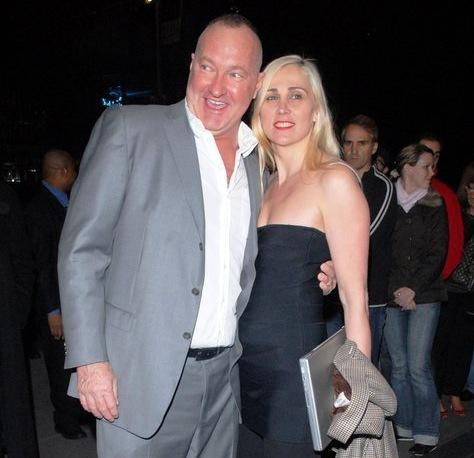 Evi and Randy Quaid Photo