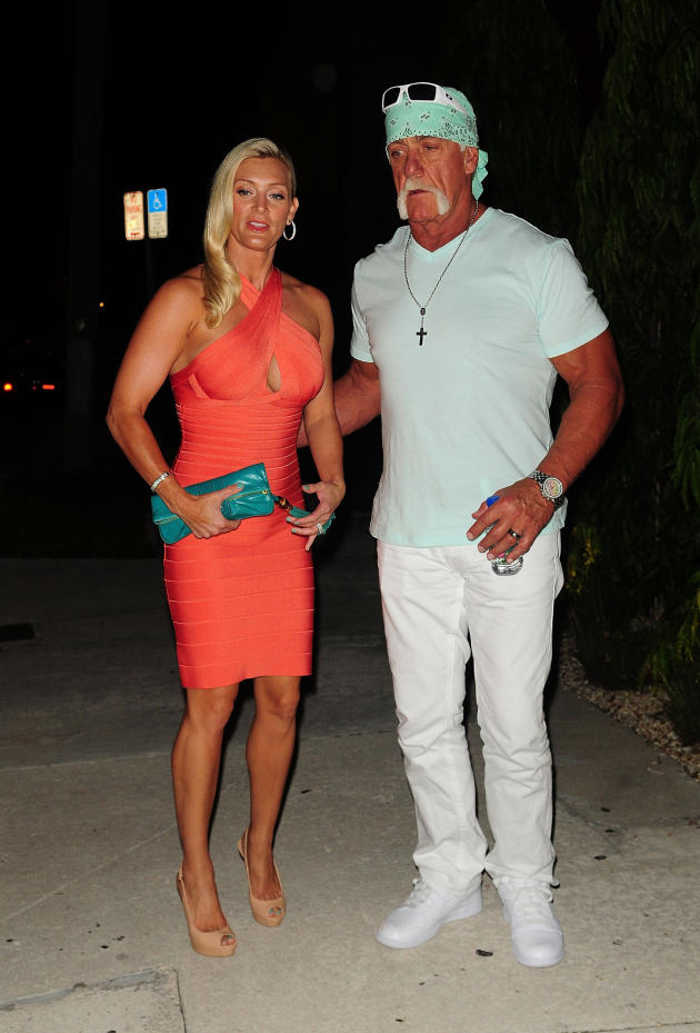 Hulk Hogan, Girlfriend