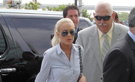 Lindsay Lohan Off the Hook Despite Failed Test; Actress Not in Violation of Probation Terms