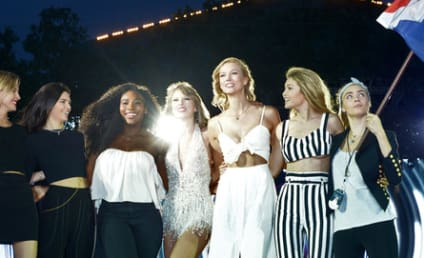 Look Who Joined Taylor Swift on Stage in London!
