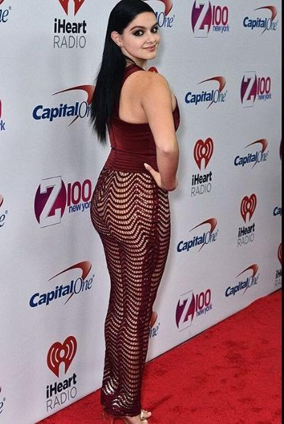 Ariel Winter on the Red Carpet