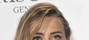 Amber Heard Nude Photos Hacked, Abundance of Racy Shots Released Online