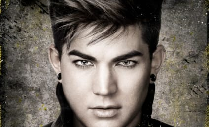 Adam Lambert Unveils New Album Cover Art