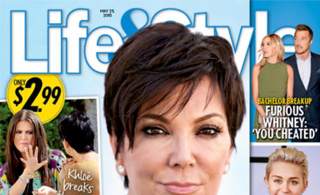 Kris Jenner: Fired by the Kardashians?!?