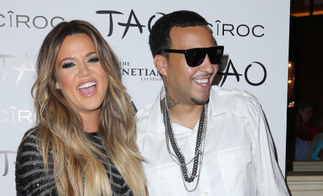 French Montana Hints at Marrying Khloe Kardashian: Kanye Would Make a Great Brother-In-Law!