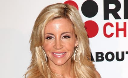 Camille Grammer Laments Loss of Children on The Real Housewives of Beverly Hills