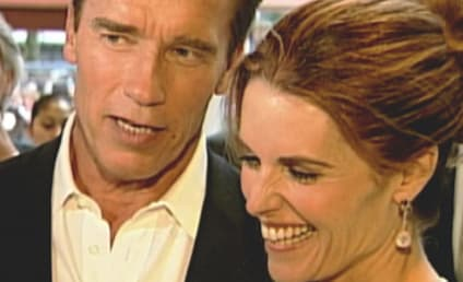 Maria Shriver and Arnold Schwarzenegger: Still Close, But Not Reconciling