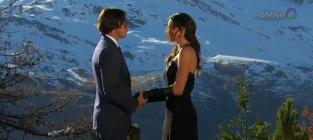 The Bachelor Finale: Ben Flajnik Proposes to Courtney Robertson