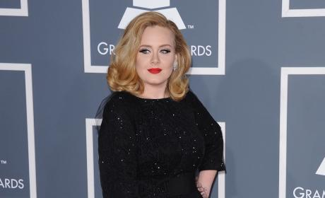 Grammy Awards Fashion Face-Off: Adele vs. Taylor Swift