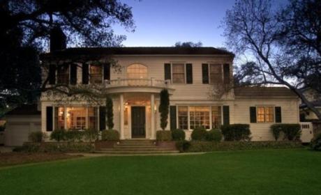 Vince Vaughn's House