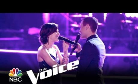 Kaleigh Glanton vs. Noah Lis: 'Everything' (The Voice Battle Round)