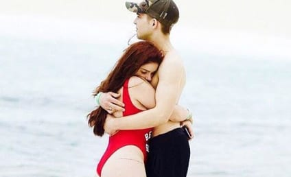 Ariel Winter Rocks a Swimsuit, Reveals Tattoos & Their Meaning