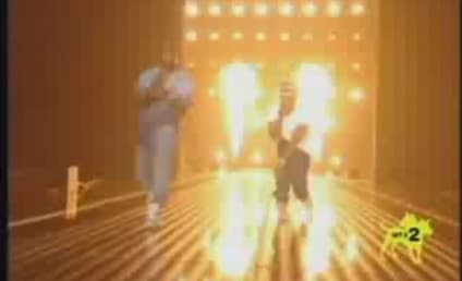 "Kanye West and Jay-Z Perform ""Otis"" at the VMAs"
