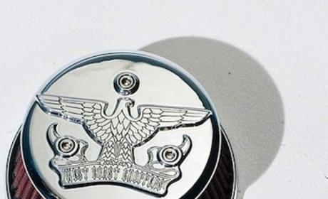 Jesse James Nazi Scandal Part Deux: New Logo Criticized For Imperial Eagle Resemblance