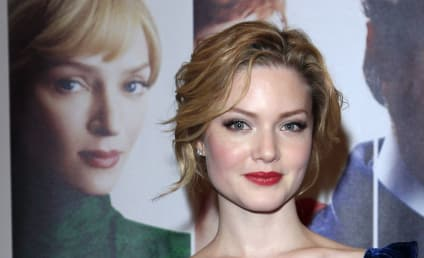 Holliday Grainger Cast as Stepsister in Cinderella