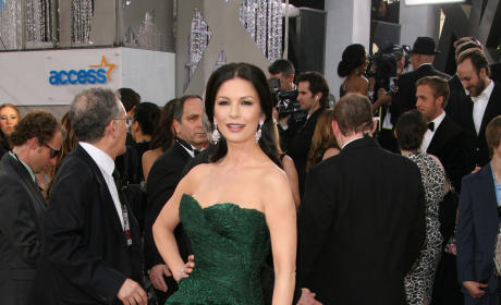 Catherine Zeta-Jones Seeks Treatment For Bipolar Disorder