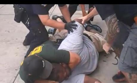 Eric Garner Case: Protests Erupt After Grand Jury Declines to Charge Daniel Pantaleo