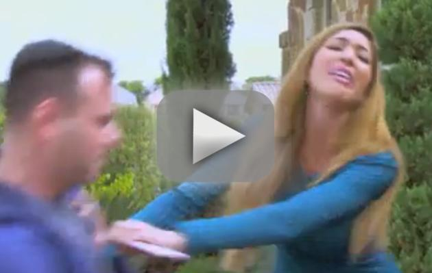 Farrah Abraham FIGHTS Teen Mom Producer!