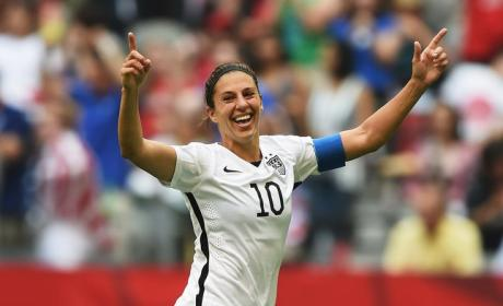 Carli Lloyd Goal: The Greatest of All Time?