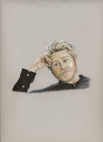 Spencer Pratt Painting