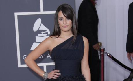 Celebrity Hair Affair: Lea Michele