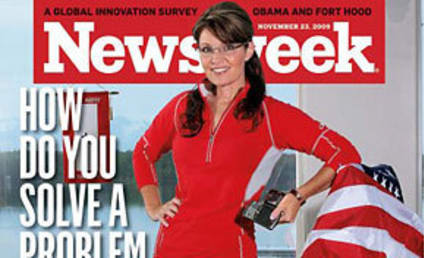 Sarah Palin: Newsweek Cover is Sexist!